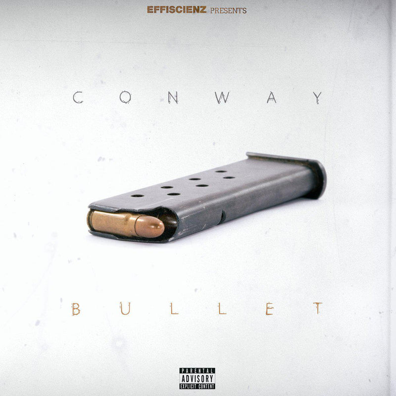 Conway - Bullet [CD]-EFFISCIENZ-Dig Around Records
