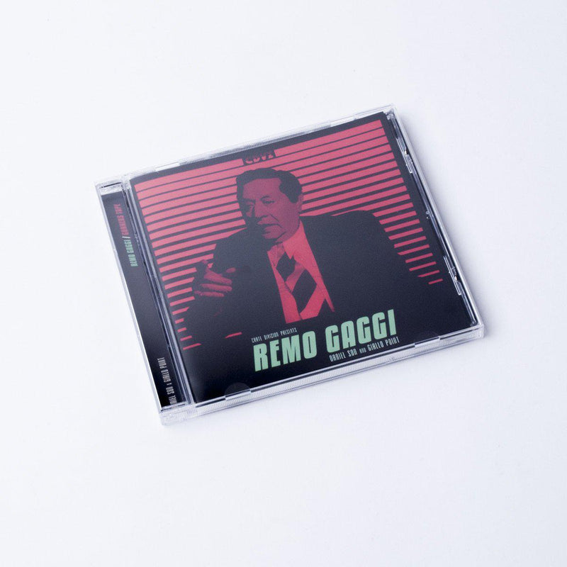 DANIEL SON & GIALLO POINT - Remo Gaggi / The Gunners [CD]-FXCK RXP-Dig Around Records