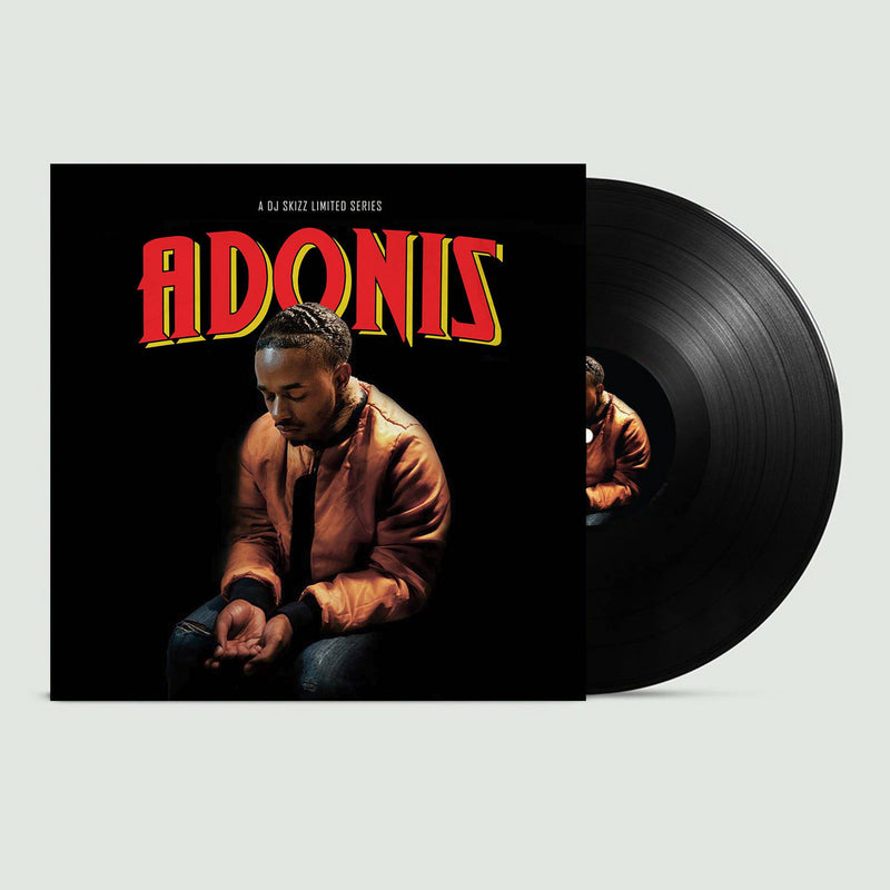 DJ SKIZZ & ADONIS - Logan [Black Edition] [Vinyl Record / LP]-FXCK RXP-Dig Around Records