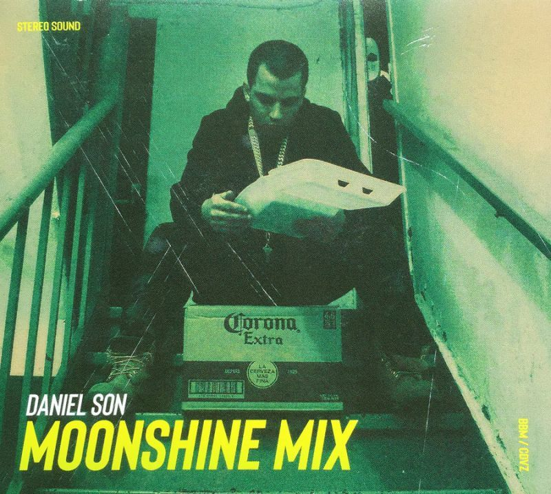 Daniel Son - Moonshine Mix [CD]-Brown Bag Money-Dig Around Records