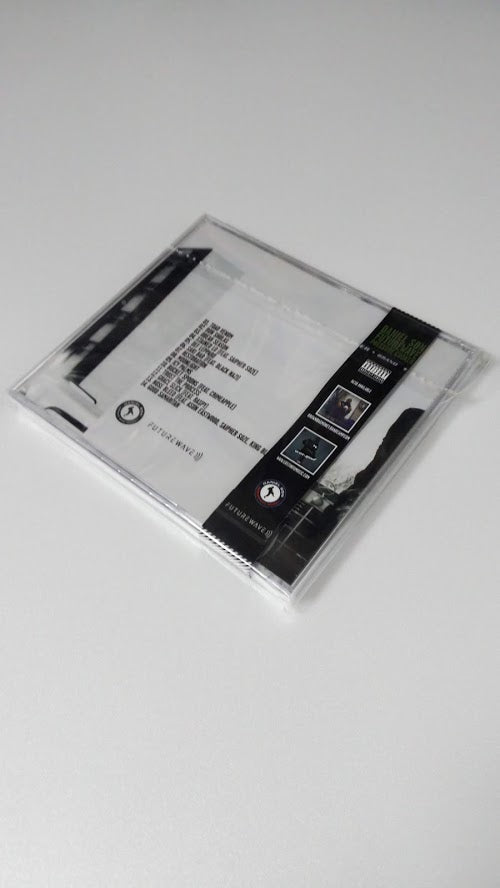Daniel Son x Futurewave - Pressure Cooker [CD + Obi]-Brown Bag Money-Dig Around Records