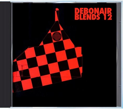 Debonair P - Debonair Blends 12 [Mix CD] - Dig Around Records