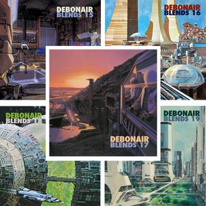 Debonair P - Debonair Blends 15-19 [Mix CD / 5 x CD] - Dig Around Records