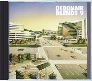 Debonair P - Debonair Blends 9 [Mix CD]-Gentleman's Relief Records-Dig Around Records