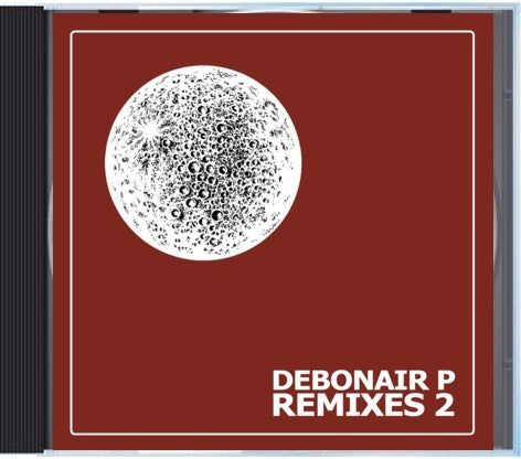 Debonair P - Debonair P Remixes 2 [CD] - Dig Around Records