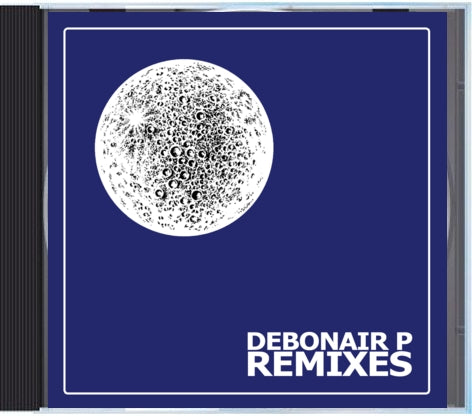 Debonair P - Debonair P Remixes [CD]-Gentleman's Relief Records-Dig Around Records