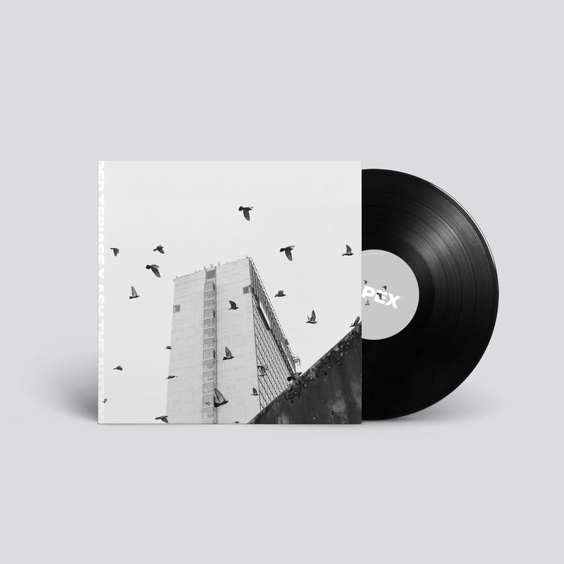 Ded Tebiase & Ash The Author - APEX [Black] [Vinyl Record / LP]-Village Live Records-Dig Around Records