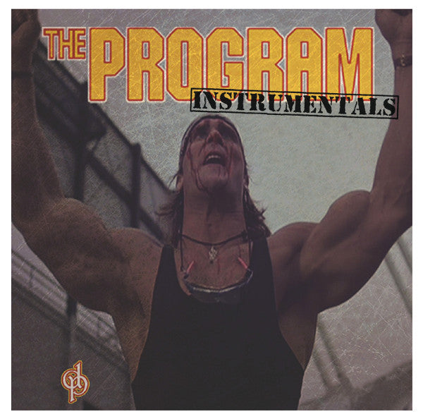 Don Producci - The Program Instrumentals [CD]-Chopped Herring Records-Dig Around Records