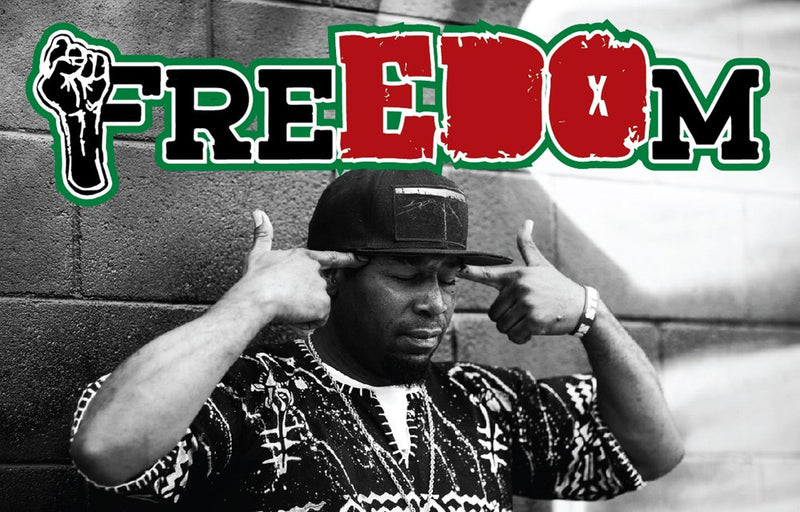 EDO.G - FreEDOm [Cassette Tape + Sticker]-5th & Union-Dig Around Records