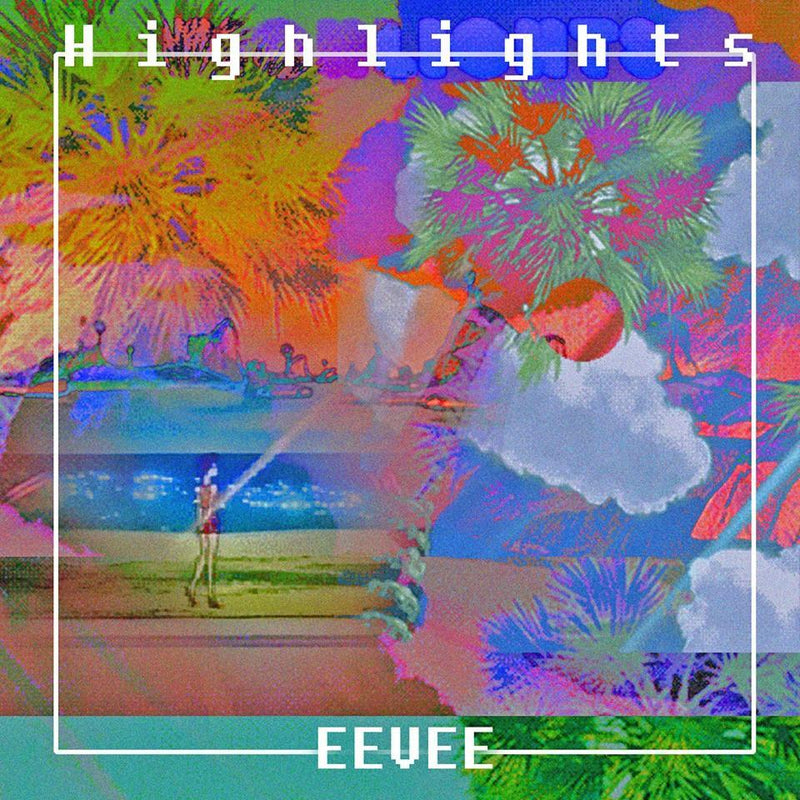 Eevee - Highlights [Cassette Tape + Sticker]-Not On Label-Dig Around Records