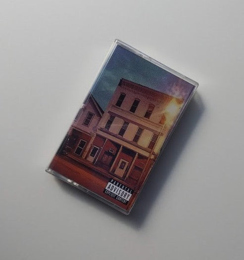 Elcamino - Elcamino [Cassette Tape]-GGBR Records & Tapes-Dig Around Records