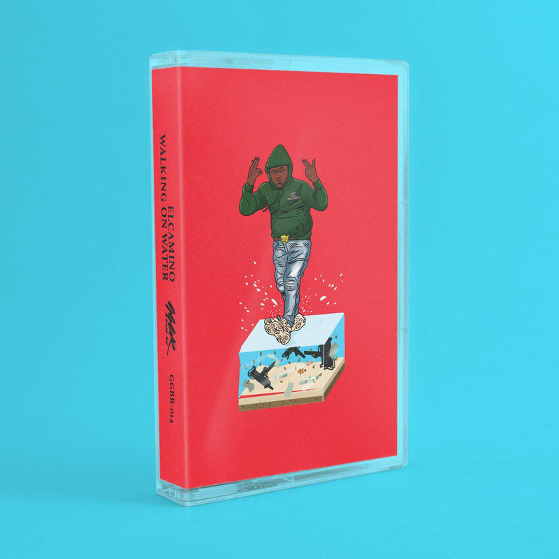 Elcamino - Walking On Water [Cassette Tape] - Dig Around Records