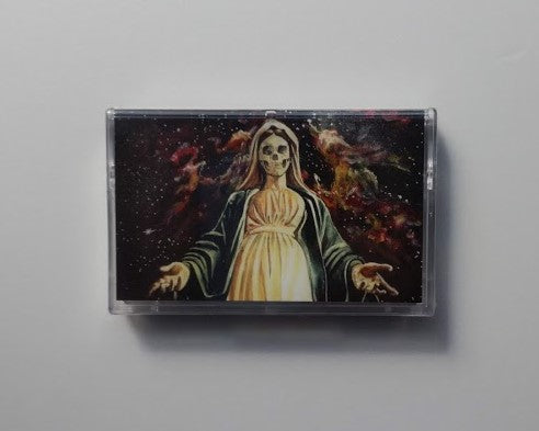 Elcamino & Bozack Morris - Saint Muerte [Cassette Tape] - Dig Around Records