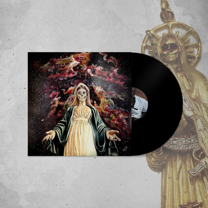 Elcamino & Bozack Morris - Saint Muerte [Vinyl Record / LP]-GGBR Records & Tapes-Dig Around Records