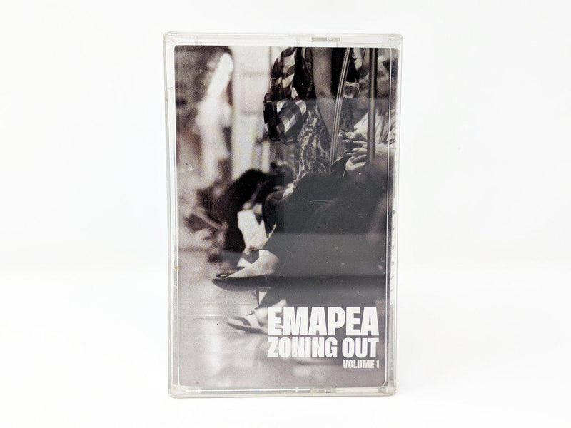 Emapea - Zoning Out Volume 1 [Cassette Tape]-Cold Busted Records-Dig Around Records