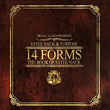 Estee Nack & Purpose - 14 Forms: The Book Of Estee Nack 【CD】-ILL ADRENALINE RECORDS-Dig Around Records