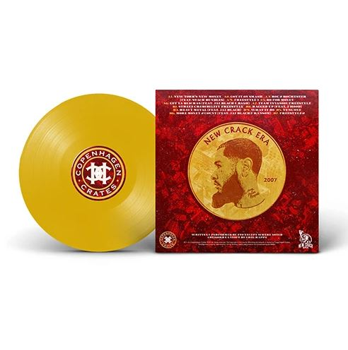 Eto - New York's New Money [Mustard yellow] [Vinyl Record / LP]-Copenhagen Crates-Dig Around Records