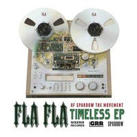 Fla Fla - Timeless [CD]-Gentleman's Relief Records-Dig Around Records