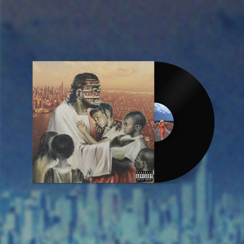 Flee Lord - Gets Greater Later [Black] [Vinyl Record / LP] - Dig Around Records