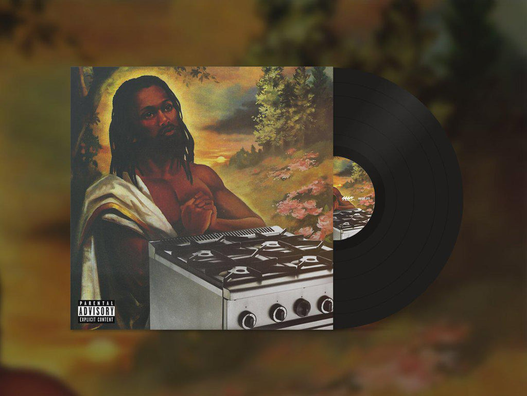 Flee Lord - Lord Talk Volume 2 [Black] [Vinyl Record / LP] - Dig Around Records