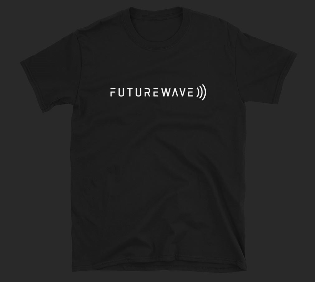 Futurewave Logo [T-Shirt] - Dig Around Records