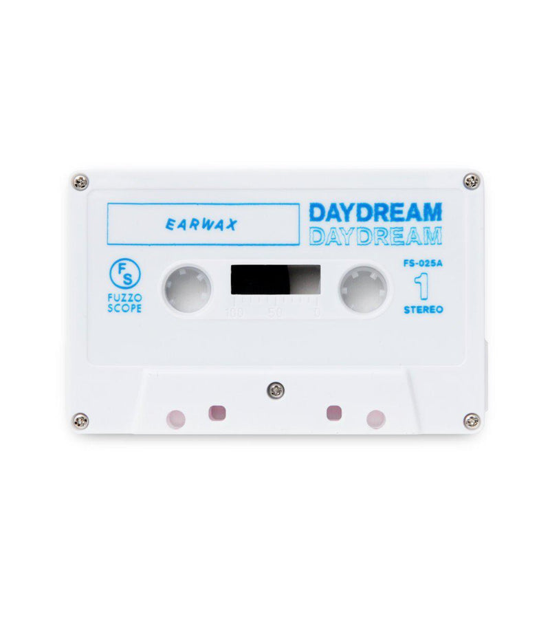Fuzzoscope - Earwax Daydream [Cassette Tape + Sticker]-FUZZOSCOPE-Dig Around Records