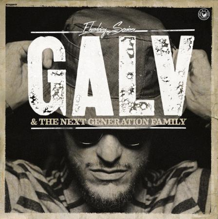 Galv & Next Generation Family-Ehrenbürg Sessions CD [CD]-Vinyl Digital-Dig Around Records