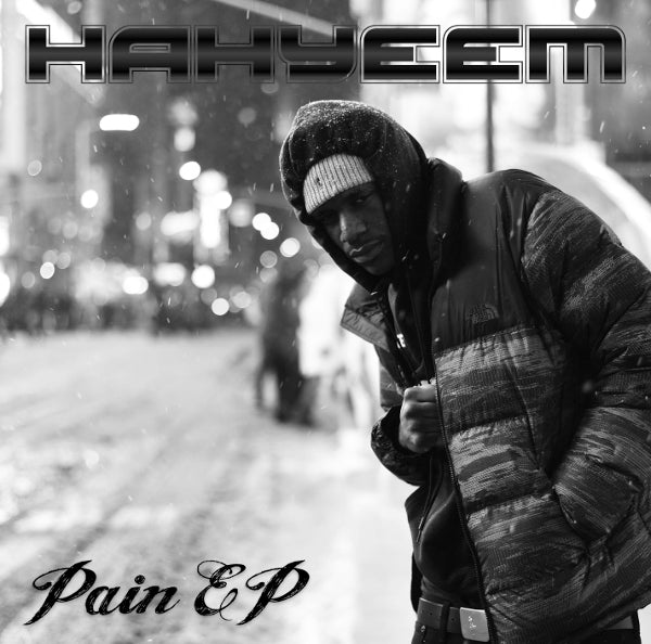 Hahyeem - Pain [CD]-Chopped Herring Records-Dig Around Records