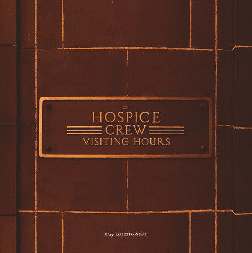 Hospice Crew - Visiting Hours [CD]-Broken Tooth Entertainment-Dig Around Records