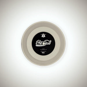 "Hus Kingpin - Cocaine Biceps Signature Label Collection [Coke Classic] [Vinyl Record / 7""] - Dig Around Records"