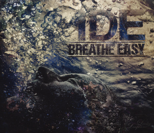 Ide - Breathe Easy [CD]-Creative Juices Music-Dig Around Records