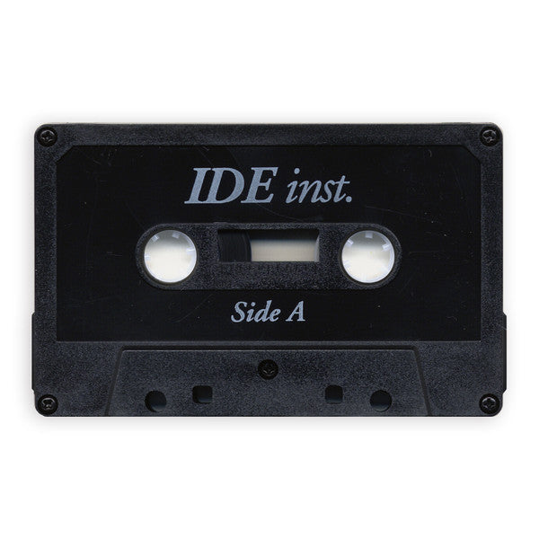 Ide - Inst [Cassette Tape]-Creative Juices Music-Dig Around Records