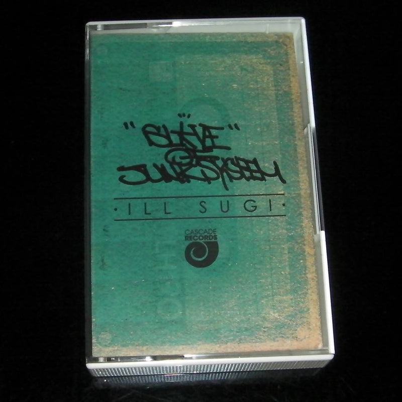 Ill.Sugi - Slave Of Junk System [Cassette Tape]-Cascade Records-Dig Around Records