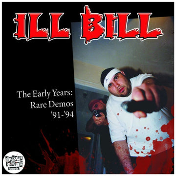 Ill Bill - The Early Years: Rare Demos 91-94 [Black] [Vinyl Record / LP]