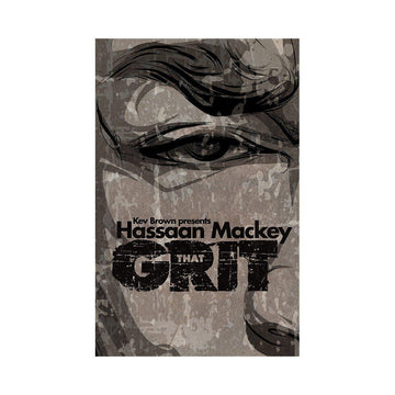 Kev Brown Presents Hassaan Mackey - That Grit 【Cassette Tape】