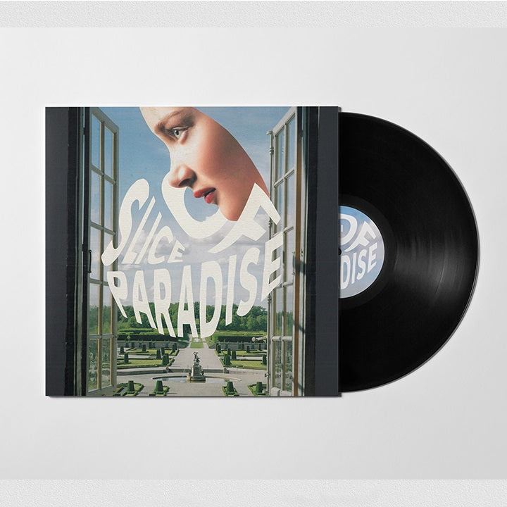 Klaus Layer x Figub Brazlevič - Slice Of Paradise [Vinyl Record / 2 x LP]-ear-sight-Dig Around Records