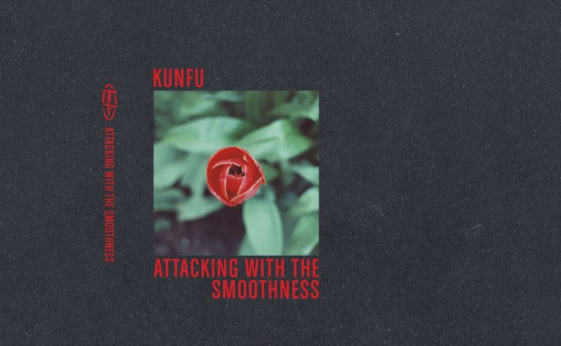 Kunfu - Attacking with the smoothness [Cassette Tape]-Digging Around The Minds Flava-Dig Around Records