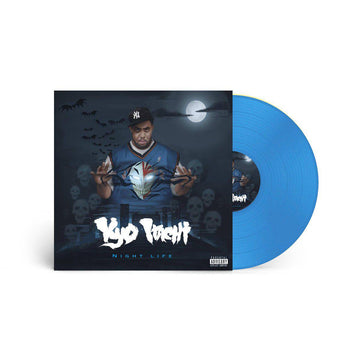 Kyo Itachi - Night Life [Blue] [Vinyl Record / LP]