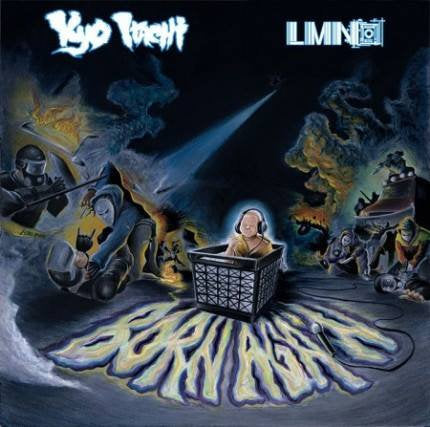 Kyo Itachi & LMNO - Born Again [CD]-Shinigamie Records / Don't Stop The Music-Dig Around Records