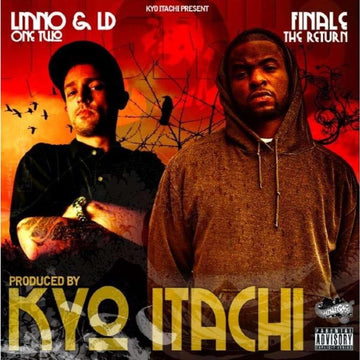 "Kyo Itachi :LMNO - One Two / Finale - The Return [Vinyl Record / 12""]"