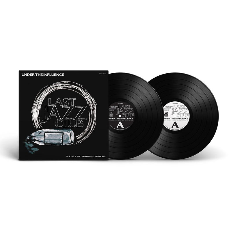 Last Jazz Club - Under The Influence [Repress] [Vinyl Record / 2 x LP]-Fresh Pressings-Dig Around Records