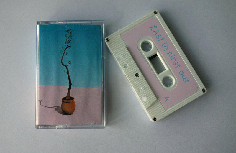 Last in First out - Li-Fo - Volume 1 【Cassette Tape】-INSERT TAPES-Dig Around Records