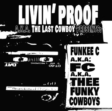 Livin Proof - Funky Cowboys [CD]