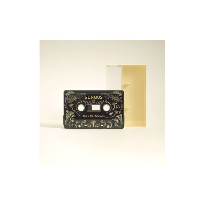 MADE IN M & WALTERWARM - FUNGUS [Cassette Tape + Sticker]-Guayaba Records-Dig Around Records