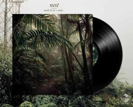 Made In M & Smuv - Nest [Vinyl Record / LP]-c o t a / Vinyl Digital-Dig Around Records