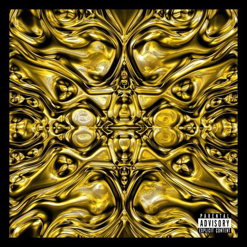 Maverick Montana & Finn - Abracadabra [Gold and Black Splatter] [Vinyl Record / LP]-Gold Era-Dig Around Records