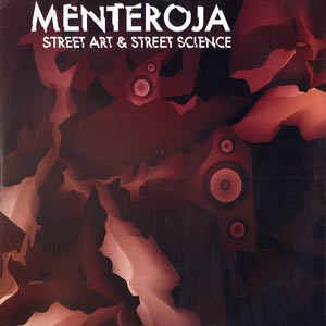 "Menteroja - Street Art & Street Science [Vinyl Record / 12""]-Not On Label-Dig Around Records"