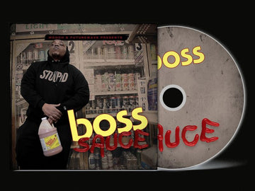 Mooch & Futurewave - Boss Sauce [CD]