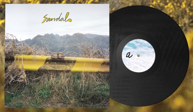 Mr. Käfer x DDob x Flitz&Suppe - Sandals [Vinyl Record / LP + Download Code]-Not On Label-Dig Around Records