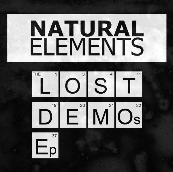 Natural Elements - The Lost Demos [CD]-Chopped Herring Records-Dig Around Records